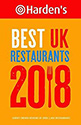 Harden's Best UK restaurants 2018.